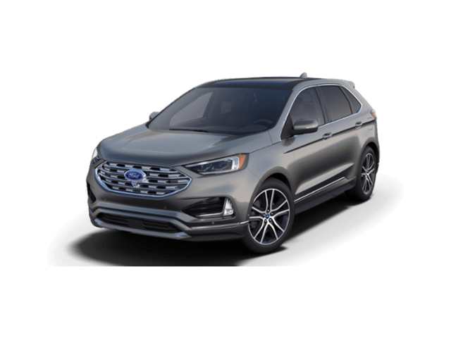 New 2019 Ford Edge Titanium Crossover for sale in Reno, NV
